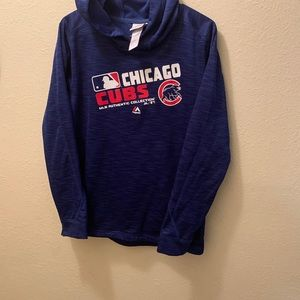 Boys Youth XL-18  Chicago Cubs Hoodie